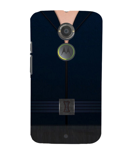 EPICCASE Zipped Out Back Case Cover for Moto X2