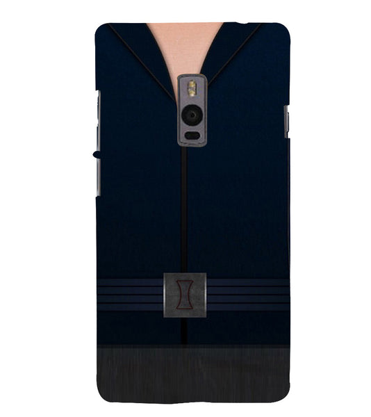 EPICCASE Zipped Out Back Case Cover for Oneplus Two