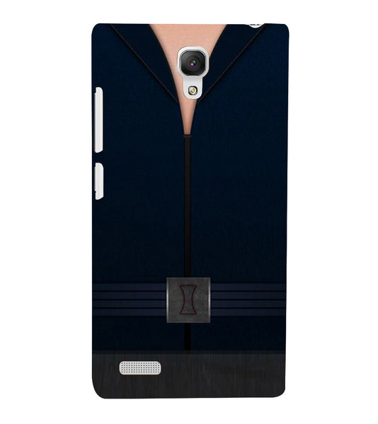 EPICCASE Zipped Out Back Case Cover for Xiaomi Redmi Note prime