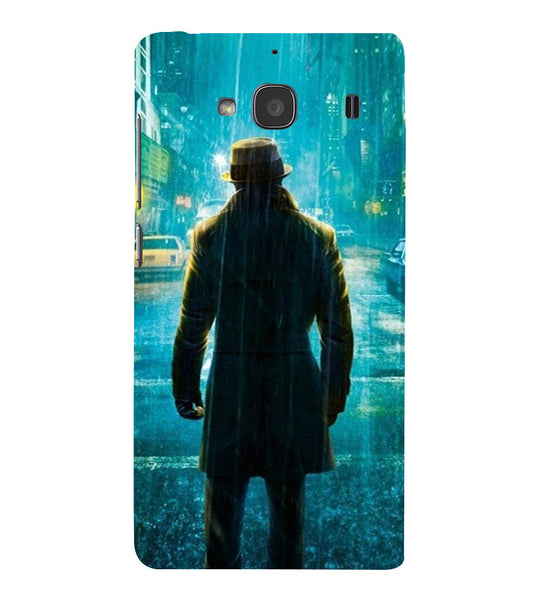 EPICCASE Need for Speed Back Case Cover for Xiaomi Redmi 2s
