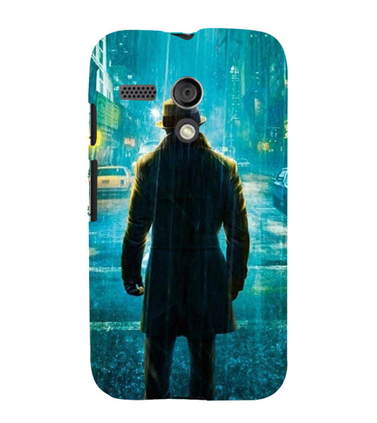 EPICCASE Need for Speed Back Case Cover for Moto G