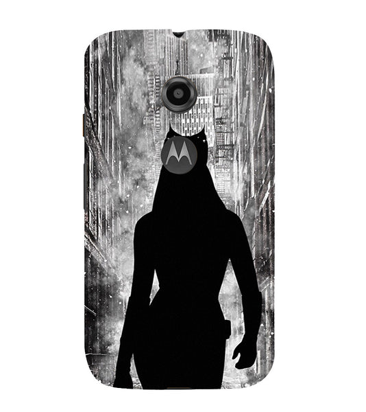 EPICCASE Symbol case Back Case Cover for Moto E2