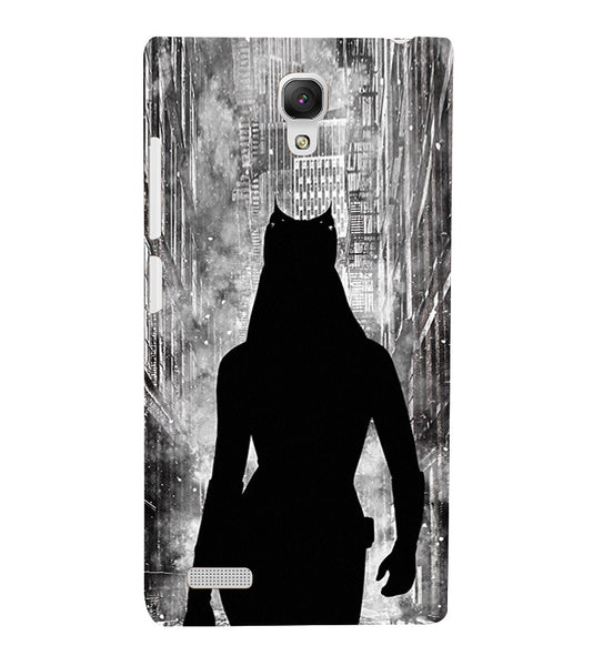 EPICCASE Symbol case Back Case Cover for Xiaomi Redmi Note