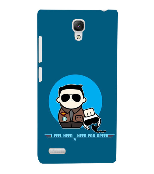 EPICCASE NFS Back Case Cover for Xiaomi Redmi Note prime