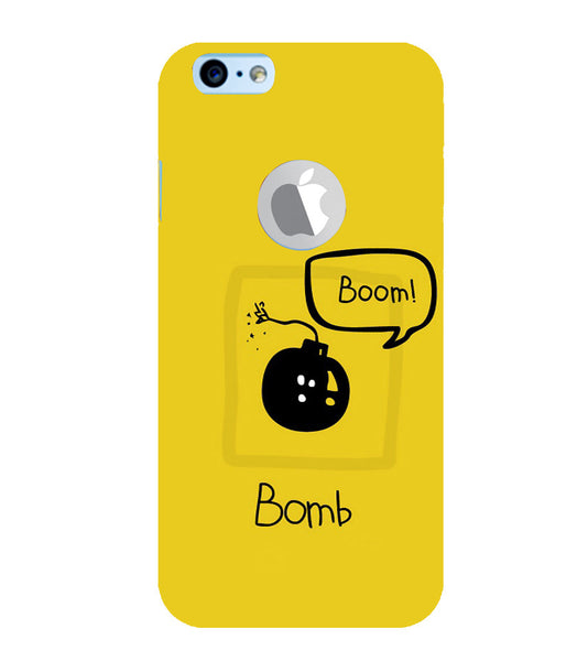 EPICCASE Boom Bomb Back Case Cover for Apple iPhone 6/6s