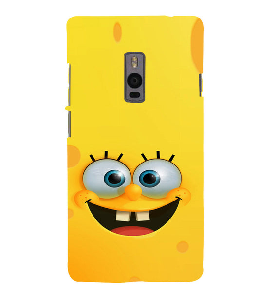 EPICCASE Minion Yellow Back Case Cover for Oneplus Two