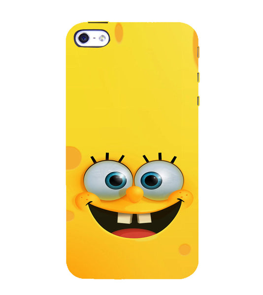 EPICCASE Minion Yellow Back Case Cover for Apple iPhone 5/5s
