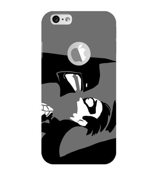 EPICCASE Anry faces Back Case Cover for Apple iPhone 6/6s