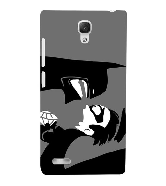 EPICCASE Anry faces Back Case Cover for Xiaomi Redmi Note