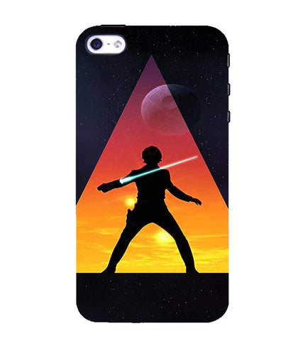 EPICCASE Action Packed Hero Back Case Cover for Apple iPhone 4