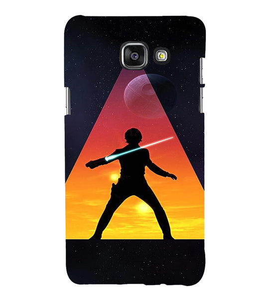 EPICCASE Action Packed Hero Back Case Cover for Samsung A7 2016
