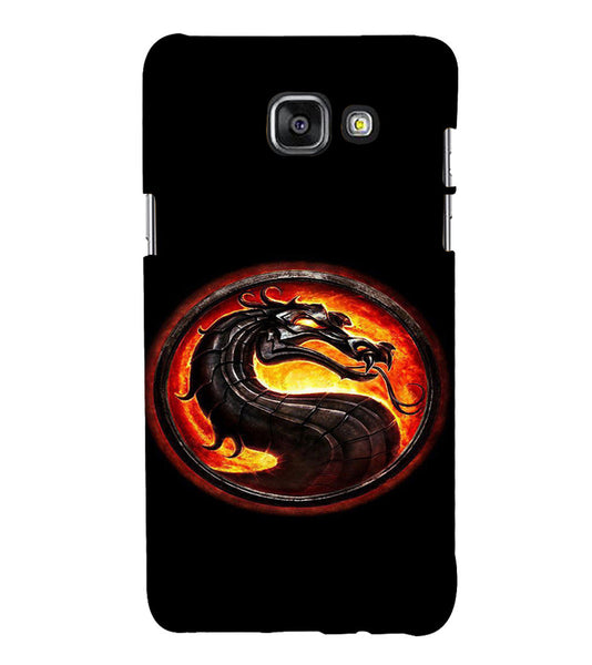 EPICCASE Dragon Back Case Cover for Samsung A5 2016