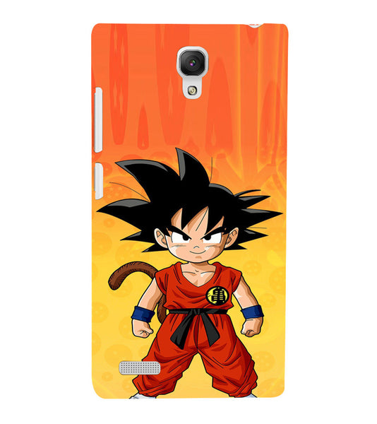 EPICCASE Karate Kid Back Case Cover for Xiaomi Redmi Note