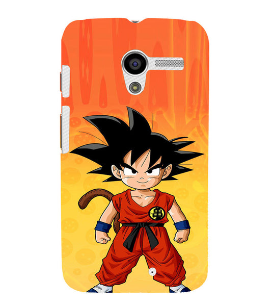 EPICCASE Karate Kid Back Case Cover for Moto X