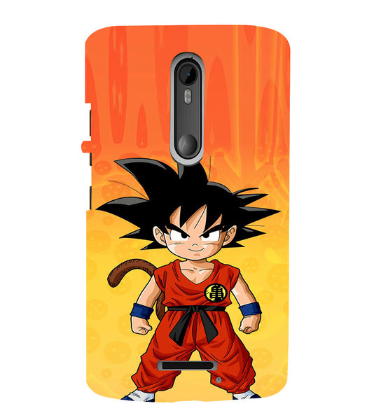 EPICCASE Karate Kid Back Case Cover for Moto X3