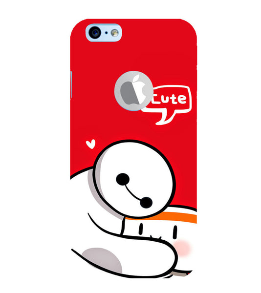 EPICCASE Cute Teddy cover Back Case Cover for Apple iPhone 6plus/6splus