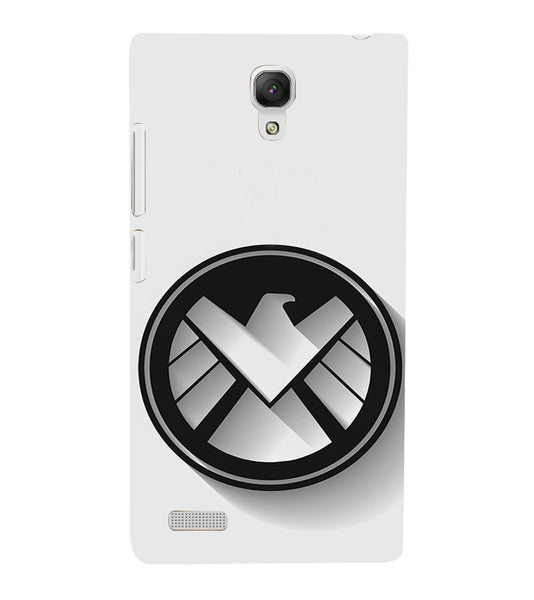 EPICCASE Agents of Shield Back Case Cover for Xiaomi Redmi Note prime