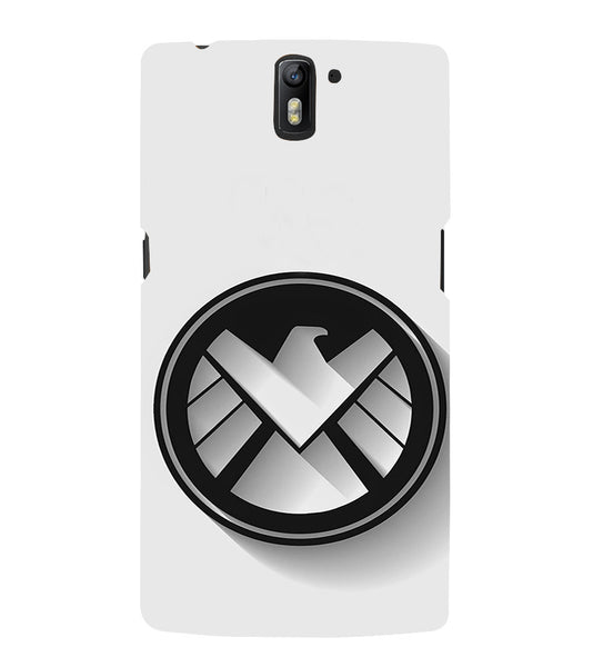 EPICCASE Agents of Shield Back Case Cover for Oneplus One