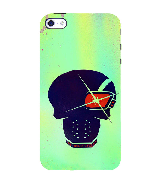 EPICCASE life Quote Back Case Cover for Apple iPhone 4