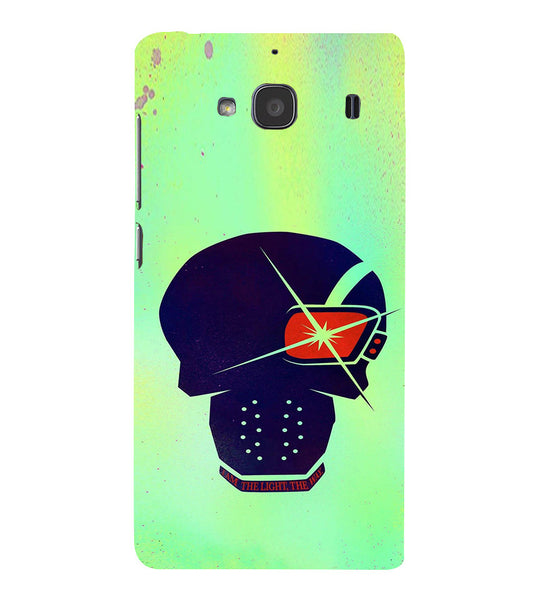 EPICCASE life Quote Back Case Cover for Xiaomi Redmi 2s