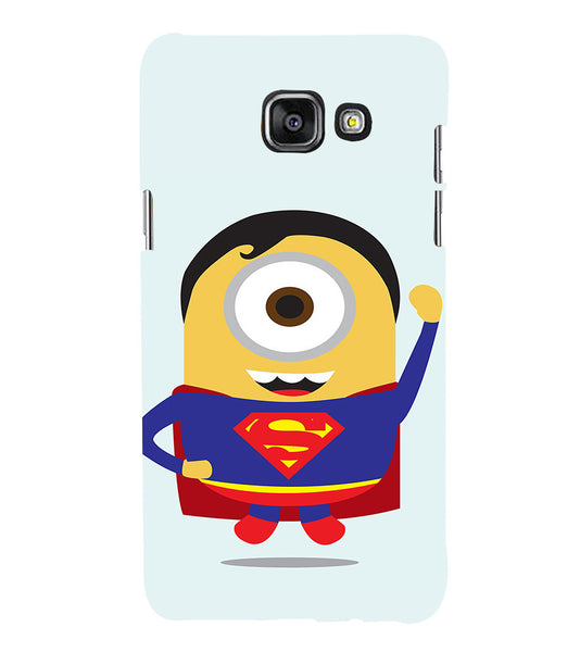 EPICCASE Superman Minion Back Case Cover for Samsung A5 2016