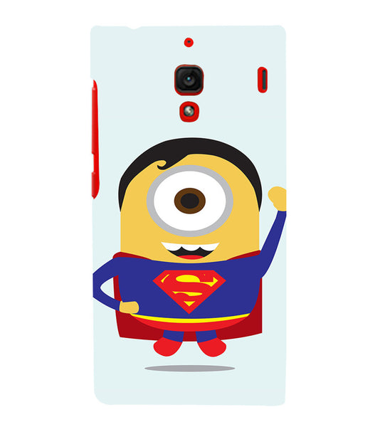 EPICCASE Superman Minion Back Case Cover for Xiaomi Redmi 1s