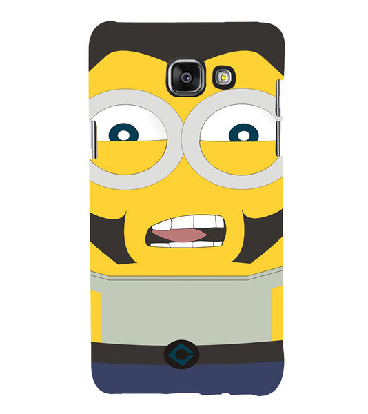 EPICCASE Movie Star Minion Back Case Cover for Samsung A7 2016