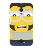 EPICCASE Movie Star Minion Back Case Cover for Moto X
