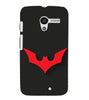 EPICCASE Batman Logo Back Case Cover for Moto X