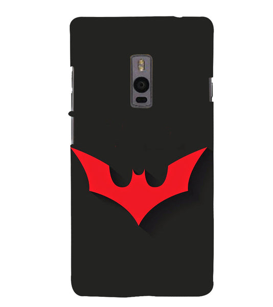 EPICCASE Batman Logo Back Case Cover for Oneplus Two