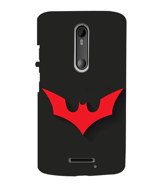 EPICCASE Batman Logo Back Case Cover for Moto X3