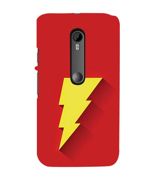 EPICCASE Flash Back Case Cover for Moto X Play