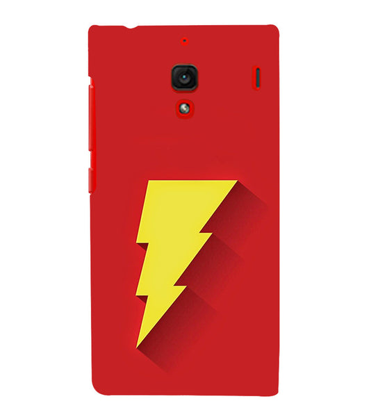 EPICCASE Flash Back Case Cover for Xiaomi Redmi 1s