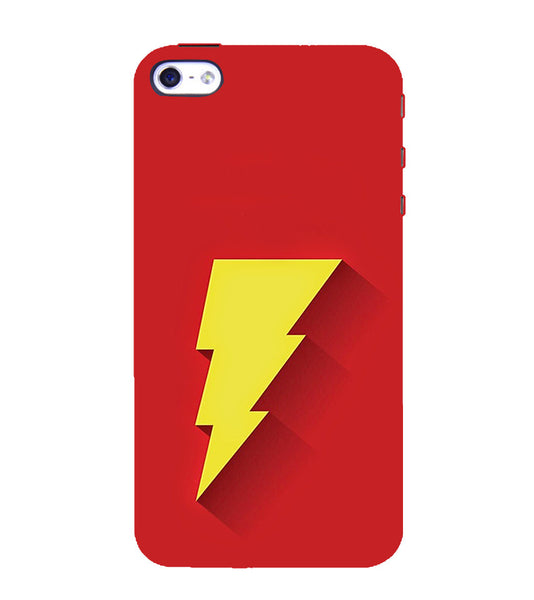EPICCASE Flash Back Case Cover for Apple iPhone 5/5s