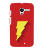 EPICCASE Flash Back Case Cover for Moto X