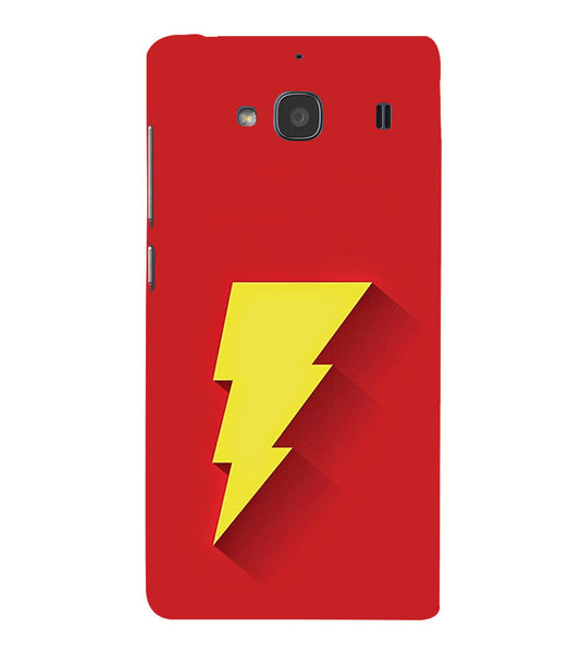 EPICCASE Flash Back Case Cover for Xiaomi Redmi 2s