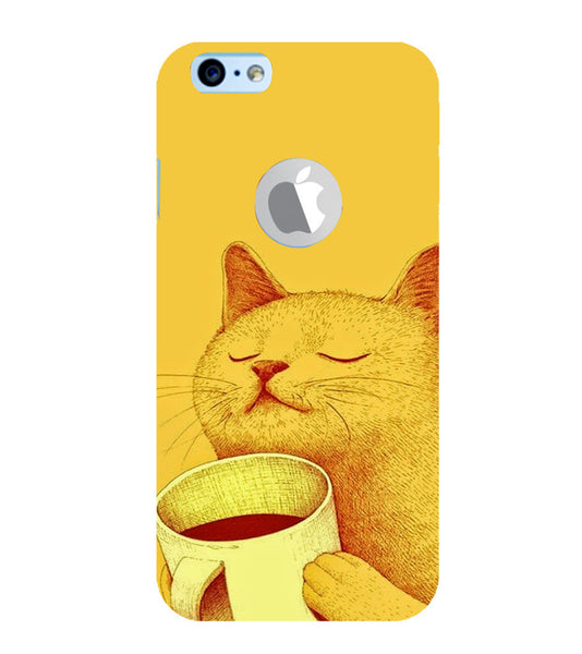 EPICCASE peaceful cat Back Case Cover for Apple iPhone 6/6s