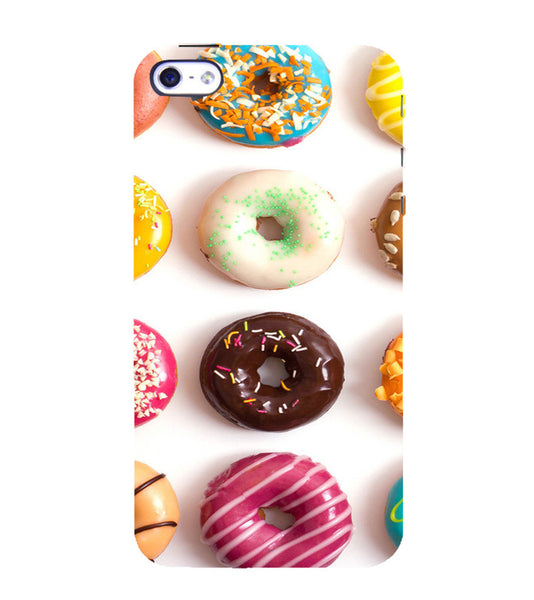 EPICCASE doughnut Back Case Cover for Apple iPhone 5/5s