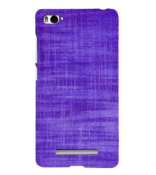 EPICCASE Viloet textured Back Case Cover for Xiaomi Redmi Mi4i