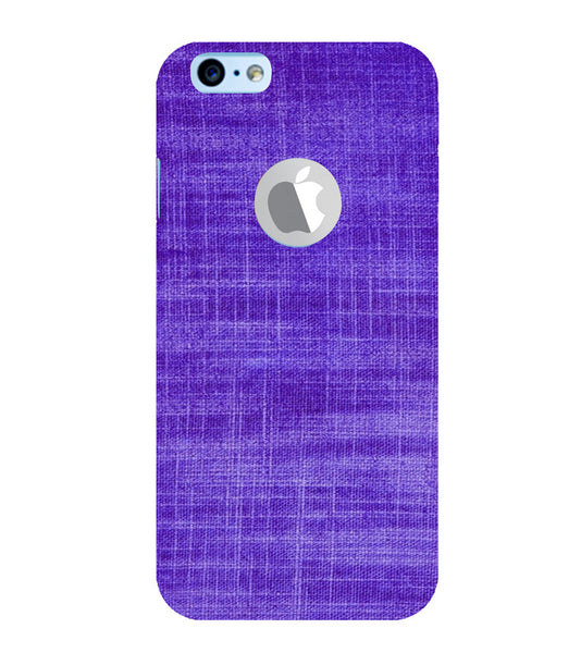 EPICCASE Viloet textured Back Case Cover for Apple iPhone 6plus/6splus
