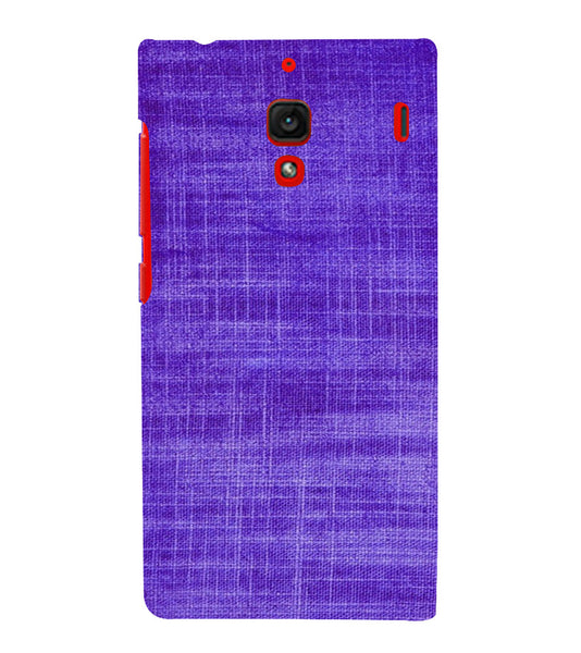 EPICCASE Viloet textured Back Case Cover for Xiaomi Redmi 1s