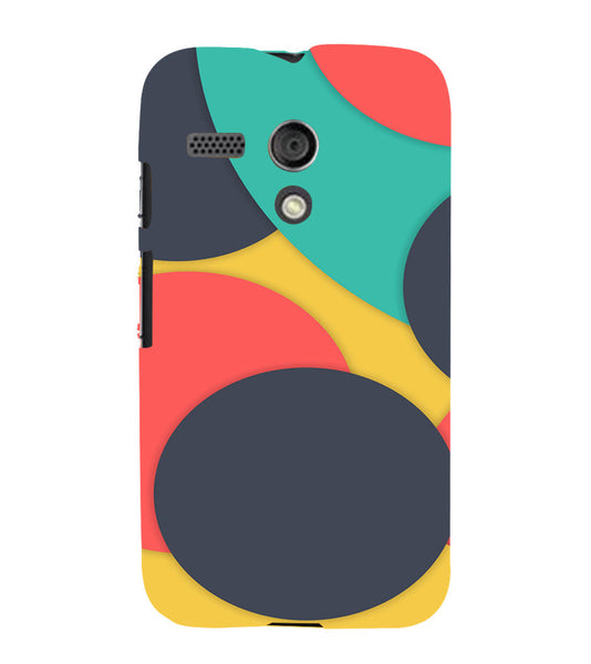 EPICCASE colorfull case Back Case Cover for Moto G