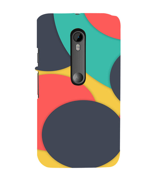 EPICCASE colorfull case Back Case Cover for Moto X Play