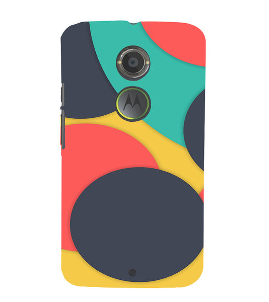 EPICCASE colorfull case Back Case Cover for Moto X2