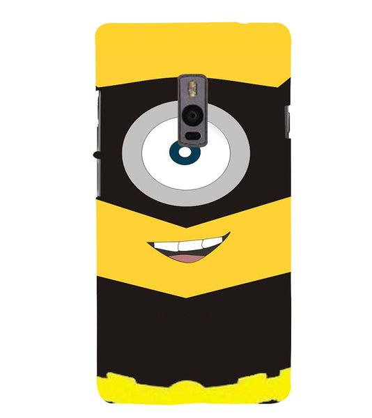 EPICCASE Despicable Me Back Case Cover for Oneplus Two