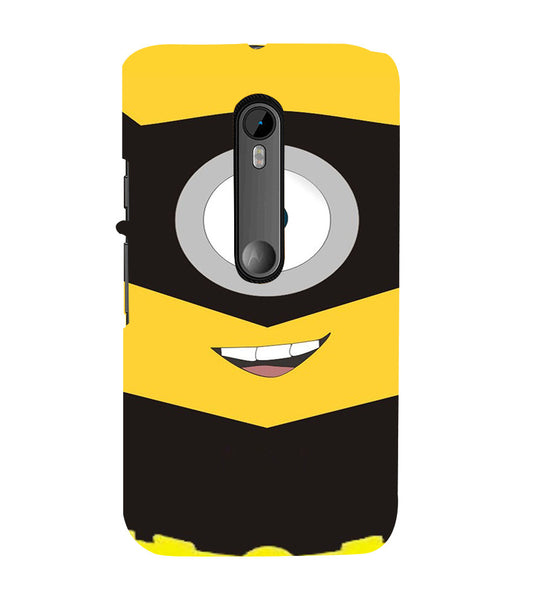 EPICCASE Despicable Me Back Case Cover for Moto X Style