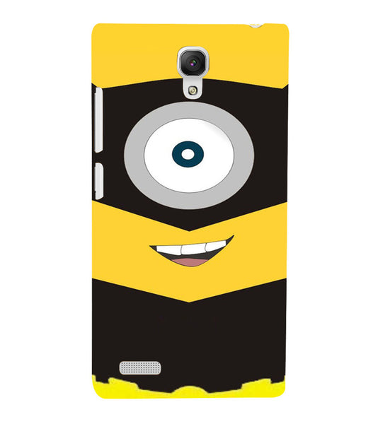 EPICCASE Despicable Me Back Case Cover for Xiaomi Redmi Note