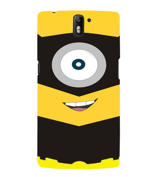 EPICCASE Despicable Me Back Case Cover for Oneplus One