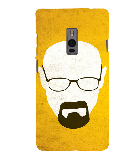EPICCASE Breaking bad Back Case Cover for Oneplus Two