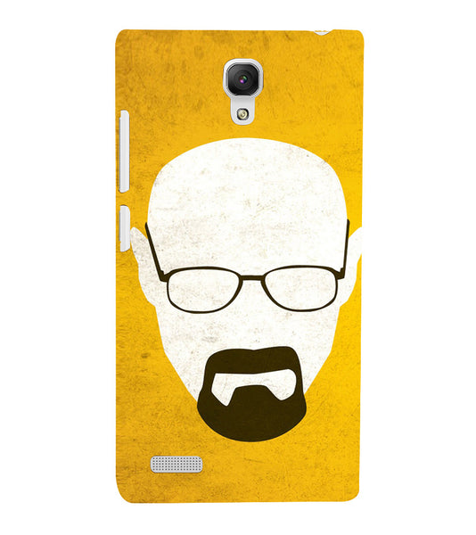 EPICCASE Breaking bad Back Case Cover for Xiaomi Redmi Note